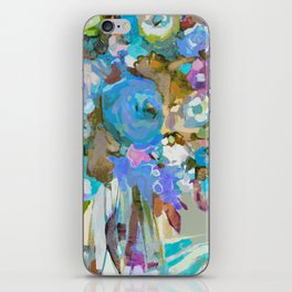 Bloom Fresh, Rest Well iPhone Skin