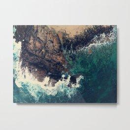 ocean breeze Metal Print