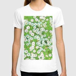 Daisies Painting T-shirt