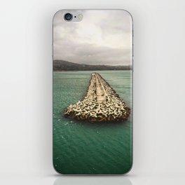 A Dream of Greece iPhone Skin