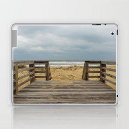 Draw me into the Sea Laptop & iPad Skin
