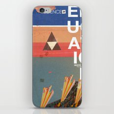 Education - prepare for your mind to be blown iPhone Skin