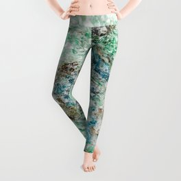 Crystalline Rock Special Gem Leggings