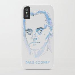 Dale Cooper iPhone Case