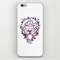 hannibal iPhone & iPod Skins featuring Hannibal by Josh Mateo
