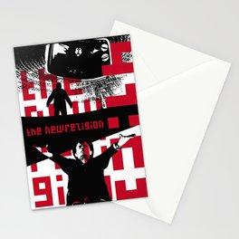 _la nuova fede Stationery Cards