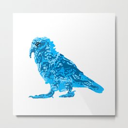 Kea Strut - Blues Metal Print