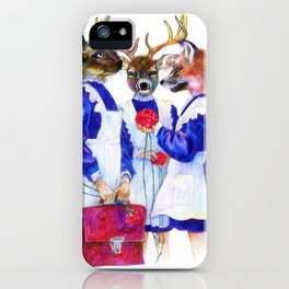 First of March iPhone Case