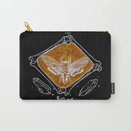 Death Among The Bones Carry-All Pouch