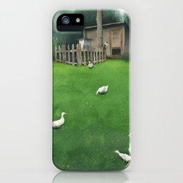 A Walk iPhone Case
