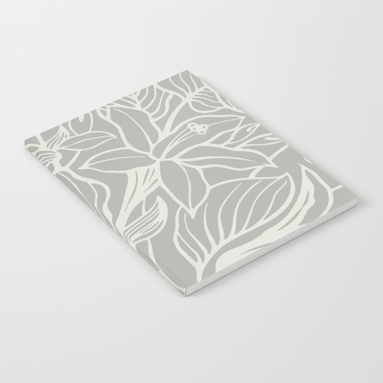 Oyster Bay Floral Notebook