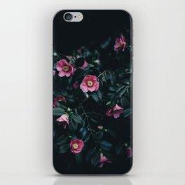 Flowers-Camelias iPhone Skin