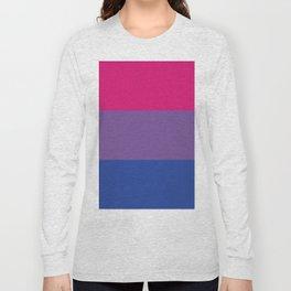 Bisexual Pride Long Sleeve T-shirt