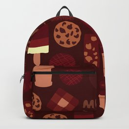 Must Love Chocolate Backpack