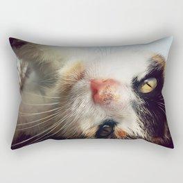 Playful Rectangular Pillow