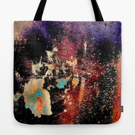 Hull Of An Abstract Tote Bag