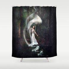 Inner Music Shower Curtain