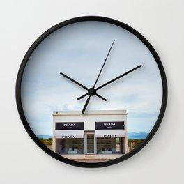 Marfa Still Life Wall Clock