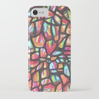 folk iPhone & iPod Cases featuring Folk by k_c_s