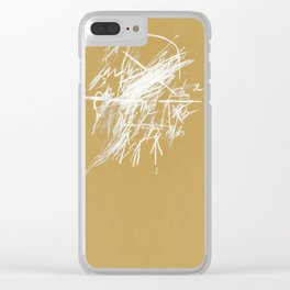 crossing 7 Clear iPhone Case
