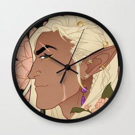 Eldrin Xiloscient Wall Clock