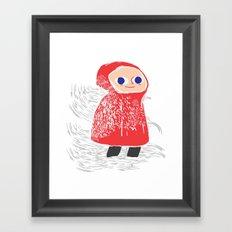 Newest Stuff Framed Art Print