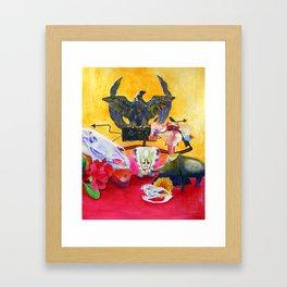 I Desire Framed Art Print