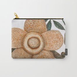 Rafflesia Arnoldii Carry-All Pouch