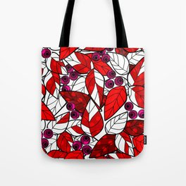 cff7174e53 Red Berry Tote Bags