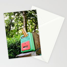 Taiwan Postbox Stationery Cards