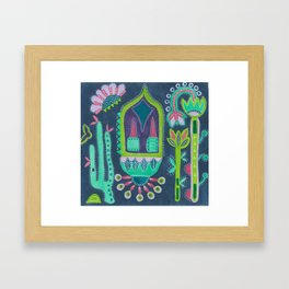 Rajasthan Framed Art Print
