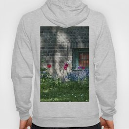 Early summer cottage Hoody