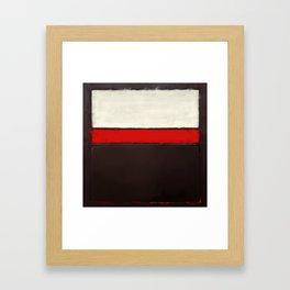 Hades #1 Framed Art Print
