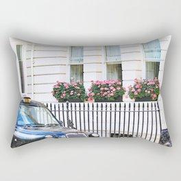 Car and house Rectangular Pillow