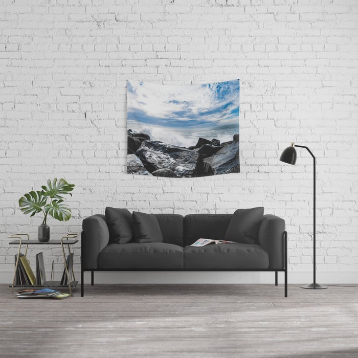 Selective 2 Wall Tapestry