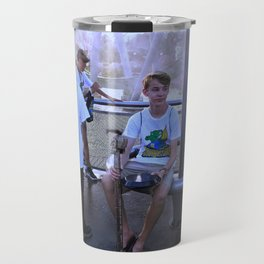 Roller Coaster Ritual Travel Mug