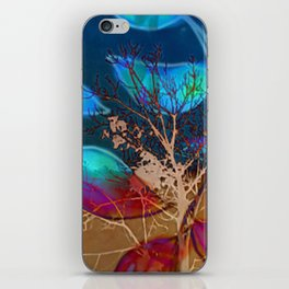 Branched iPhone Skin