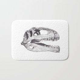 The Anatomy of a Dinosaur II - Jurassic Park Bath Mat