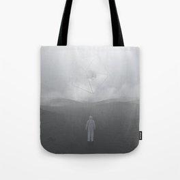 Lost Astronaut Series #04 - Icosa/Bucky Tote Bag