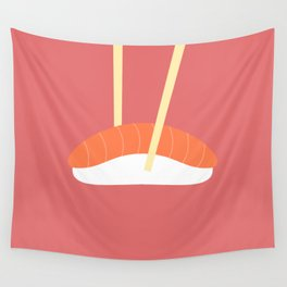 #16 Sushi Wall Tapestry
