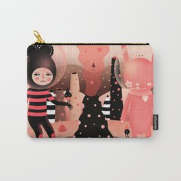 The magical mountain we shared - Muxxi X Paul Pierrot Carry-All Pouch