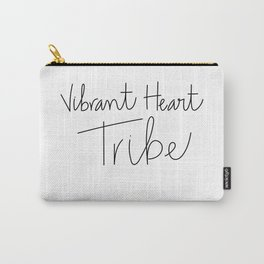 Vibrant Heart Tribe Carry-All Pouch
