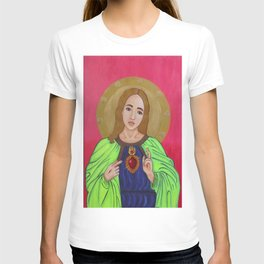 The Sacred Heart of Fashion T-shirt