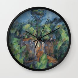 Quarry at Bibémus Wall Clock