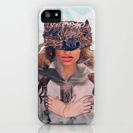 Beaver Secrets iPhone Case