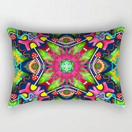 Mushroom Dream Rectangular Pillow