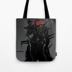 ShadowBlade Suit Tote Bag