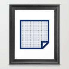 Lichtenswatch - Seascape Framed Art Print