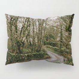 Irish Road Pillow Sham