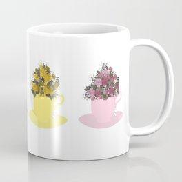 Vintage Tea STEEPED Coffee Mug